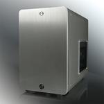 RAIJINTEK STYX Window / Micro-ATX / 2x USB 3.0 / 120mm / průhledná bočnice / Stříbrná (0R200027)