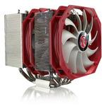 RAIJINTEK Tisis / 2x 140mm / 1000 RPM / PWM / Intel + AMD (0R100001)