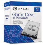 Seagate Game Drive for PlayStation 1TB / SSHD / 2.5 SATA III / 5 400 rpm / 64MB cache / 2y (STBD1000101)