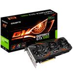 GIGABYTE GV-N1080G1 GAMING-8GD / 1695-1860MHz / 8GB D5X 10GHz / 256-bit / DVI, HDMI, 3x DP / 225W (8) (GV-N1080G1 GAMING-8GD)