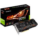 GIGABYTE GV-N1070G1 GAMING-8GD / 1594-1822MHz / 8GB D5 8GHz / 256-bit / DVI, HDMI, 3x DP / 225W (8) (GV-N1070G1 GAMING-8GD)