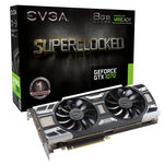 EVGA GeForce GTX 1070 SC GAMING ACX 3.0 / 1594-1784MHz / 8GB D5 8GHz / 256-bit / DVI, HDMI, 3x DP / 225W (8) (08G-P4-6173-KR)