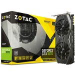 ZOTAC GeForce GTX 1070 AMP Edition / 1607-1797MHz / 8GB D5 8GHz / 256-bit / DVI, HDMI, 3x DP / 375W (8+8) (ZT-P10700C-10P)