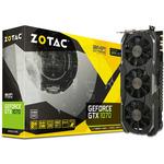 ZOTAC GeForce GTX 1070 AMP Extreme / 1632-1835MHz / 8GB D5 8.2GHz / 256-bit / DVI, HDMI, 3x DP / 375W (8+8) (ZT-P10700B-10P)