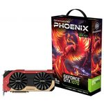 Gainward GeForce GTX 1070 Phoenix / 1506-1683MHz / 8GB D5 8GHz / 256-bit / DVI, HDMI, 3x DP / 225W (8) (426018336-3699)