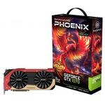 Gainward GeForce GTX 1070 Phoenix GLH / 1670-1873MHz / 8GB D5 8.5GHz / 256-bit / DVI, HDMI, 3x DP / 225W (8) (426018336-3675)