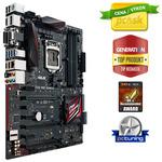 ASUS Z170 PRO GAMING AURA / Z170 / LGA 1151 / 4x DDR4 / 3x PCIEx16 / 3x PCIEx1 / M.2 (90MB0S00-M0EAY0)