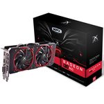XFX Radeon RX 460 2GB Double Dissipation / 1090-1220MHz / 2GB D5 7GHz / 128-bit / DVI + HDMI + DP / 150W (6) (RX-460P2DFG5)