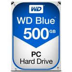 """Western Digital 500GB, 3,5"""", 7200rpm, SATAIII, WD5000AZRZ (WD5000AZRZ)"""