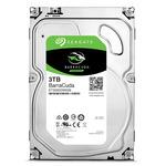 Seagate BarraCuda 3TB / HDD / 3.5 SATA III / 7 200 rpm / 64MB cache / 2y (ST3000DM008)