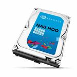 Seagate NAS HDD 1TB / HDD / 3.5 SATA III / 5 900 rpm / 64MB cache / 3y / výprodej (ST1000VN000)
