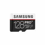 Rozbaleno - Samsung micro SDXC 128GB PRO Plus + SD adaptér / UHS-1 / Class 10 / U3 / Čtení: 95MBps / Zápis: 90MBps / rozbaleno (MB-MD128DA/EU.rozbaleno)