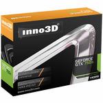Inno3D GeForce GTX 750 Ti 2GB / GF GTX750 Ti 1020-1085MHz / 2GB G5 5400MHz / 128 bit / PCIEx16 3.0 / mini-HDMI / DVI (N75T-1DDV-E5CW)