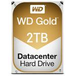 WD Gold 2TB / HDD / 3.5 SATA III / 7 200 rpm / 128MB cache / 5y (WD2005FBYZ)