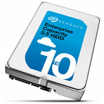 SEAGATE Enterprise Capacity HDD 10TB / Interní / 3.5 / SATA III / 256MB cache / 7200rpm / 5y (ST10000NM0016)