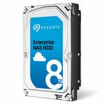 SEAGATE Enterprise NAS HDD 8TB / Interní / 3.5 / SATA III / 256MB cache / 7200rpm / 5y (ST8000NE0001)