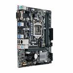 ASUS PRIME B250M-K / B250 / LGA 1151 / 2x DDR4 / PCIEx16 / 2x PCIEx1 (90MB0T10-M0EAY0)