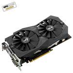 ASUS STRIX-GTX1050TI-4G-GAMING / 1290-1392MHz / 4GB D5 7GHz / 128-bit / 2x DVI + HDMI + DP / 150W (6) (90YV0A31-M0NA00)