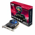 SAPHIRE R7 250 1GD5 / Radeon R7 250 925MHz / 1GB GDDR5 4500MHz / 128bit / DVI-D+HDMI+VGA / 70W (11215-19-20G)