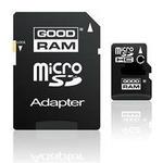 GOODRAM microSDHC 16 GB + adapter / Class 10 (SDU16GHC10AGRR10)