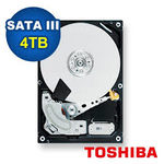 TOSHIBA Enterprise Cloud 4TB / 3.5 / 7 200 rpm / 128MB cache / SATA III / Interní (MC04ACA400E)