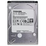 TOSHIBA MQ01ABD100M 1TB / 2.5 / 5 400 RPM / 8MB cache / SATA II / Interní (MQ01ABD100M)