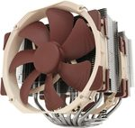 Noctua NH-D15 SE-AM4 / 150 mm / SSO2 Bearing / 24.6 dB @ 1500 RPM / 140.2 m3h / AMD AM4 (NH-D15 SE-A