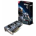 Sapphire NITRO+ Radeon RX 570 4GD5 / 1168-1340 MHz/ 4GB D5 7GHz / 256-bit / DVI + 2x HDMI + 2x DP / 120W (11266-14-20G)