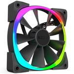 NZXT Aer RGB černý / 120mm / 31 dB / 500 - 1500 RPM / 52.44 CFM / 4-pin / PWM (RF-AR120-B1)
