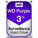 WD Purple 3TB / HDD / 3.5 SATA III / 5 400 rpm / 64MB cache / 3y (WD30PURZ)