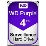 WD Purple 4TB / HDD / 3.5 SATA III / 5 400 rpm / 64MB cache / 3y (WD40PURZ)