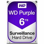 WD Purple 6TB / HDD / 3.5 SATA III / 5 400 rpm / 64MB cache / 3y (WD60PURZ) - WD 6TB, WD60PURZ