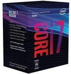 Intel Core i7-8700 @ 3.2GHz / TB 4.6GHz / 6C12T / 32kB 256kB 12MB / UHD Graphics 630 / 1151 / Coffee Lake / 65W (BX80684I78700)