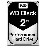 ROZBALENO-WD Black 2TB / HDD / 3.5 SATA III / 7 200 rpm / 64MB cache / 5y (WD2003FZEX)