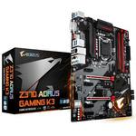 GIGABYTE Z370 AORUS Gaming K3 rev. 1.0 / Z370 / LGA 1151 / 4x DDR4 / 2x PCIEx16 / 4x PCIEx1 / 2x M.2 / 4x USB 3.1 (GA-Z370 Aorus Gaming K3)