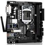 ASRock H310M-ITX AC / H310 / LGA 1151 / 2x DDR4 / 1x PCIEx16 / Wi-Fi M.2 (H310M-ITX/AC)