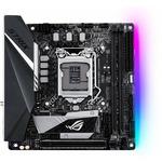 ASUS ROG STRIX B360-I GAMING / B360 / LGA 1151 / 2x DDR4 / 1x PCIEx16 / M.2 / Wi-Fi / mini-ITX (90MB0WH0-M0EAY0)