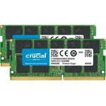 Crucial pro AppleMac 16GB (2x8GB) / DDR4 / SO-DIMM / 2400MHz / PC3-19200 / CL17 / 1.2V / Single Ranked x8 (CT2C8G4S24AM)
