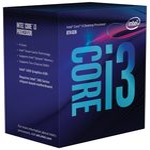 Intel Core i3-8300 @ 3.7GHz / 4C4T / 32kB 256kB 8MB / UHD Graphics 630 / 1151 / Coffee Lake / 62W (BX80684I38300)
