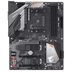 GIGABYTE B450 AORUS PRO (rev.1.0) / AMD B450 / DDR4 / SATA III / USB 3.1 / GLAN / sc.AM4 / ATX (GA-B450 AORUS PRO)