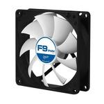 Arctic Fan F9 / ventilátor 92 x 92 / 1800 RPM / 23.5 dB / 43 CFM / 4pin PMW (AFACO-090P2-GBA01)