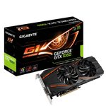 Gigabyte GeForce GTX 1060 G1 GAMING 6G / 1620-1847MHz / 6GB GDDR5 8GHz / 192-bit / DVI + HDMI + 3x DP / 400W (8) (GV-N1060G1 GAMING-6G)