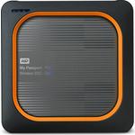 WD My Passport Wireless 500GB / Externí SSD / 2.5 / čtečka SD karet / USB 3.0 / Wi-Fi (WDBAMJ5000AGY-EESN)