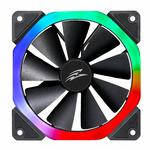 EVOLVEO Fairy 12C / RGB ventilátor / 120 mm / Rifle Bearing / 15 dB @ 1100 RPM / 32 CFM / 5V / 6-pin (fairy12c)
