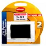 Hähnel HL-M1 / Olympus PS-BLM1 / 1500 mAh / 7,2V /Baterie (E61PHH10001981)