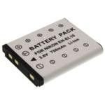 Baterie Nikon EN-EL10 / akumulátor / LI-ION / 600 mAh / černá (Nikon EN-EL10H)