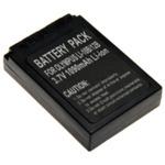 Baterie Olympus Li-10B/12B / akumulátor / LI-ION / 1090 mAh / černá (Olympus Li-10B/12B)