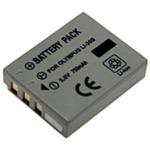 Baterie Olympus Li-30B / akumulátor / LI-ION / 550 mAh / šedá (Olympus Li-30B)
