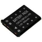 Baterie Olympus Li-40B / akumulátor / LI-ION / 900 mAh / šedá (Olympus Li-40B)