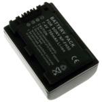 Extreme Energy Baterie Sony NP FH50 / akumulátor / LI-ION/ 750 mAh (Sony NP-FH50)